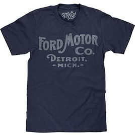Ford Motor Company T-Shirt – Detroit Michigan