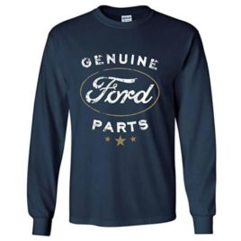 Genuine Ford Parts Longsleeve T-Shirt