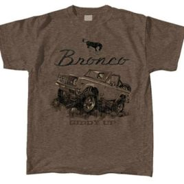 Giddy Up Ford Bronco T-Shirt