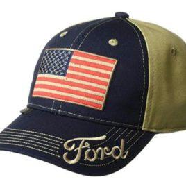Ford American Flag Trucker Cap