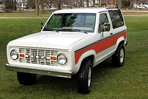Timothy's Custom 1986 Ford Bronco II