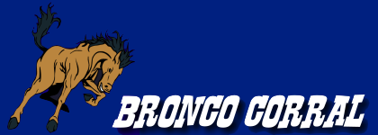 Bronco Corral Forums