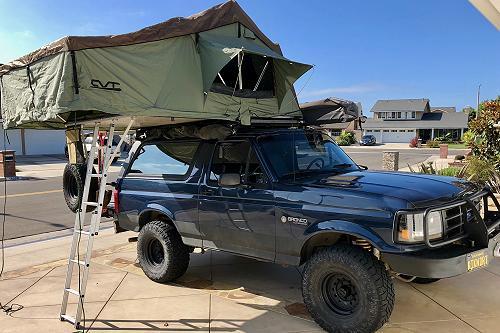 1994 Ford Bronco Overlander