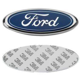6″ X 2.4″ Ford Blue Oval Emblem