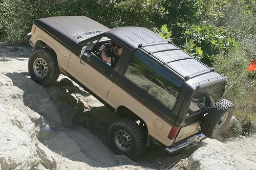 Lil Bronco 1986 Ford Bronco II