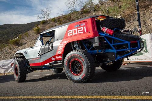 Ford Bronco R Returns To Baja