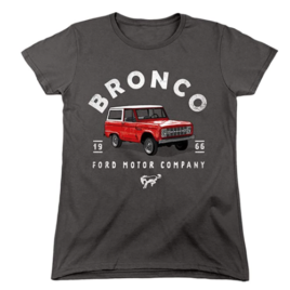 Ford Bronco Bronco Illustrated Women's T Shirt
