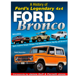 Ford Bronco: A History of Ford's Legendary 4×4