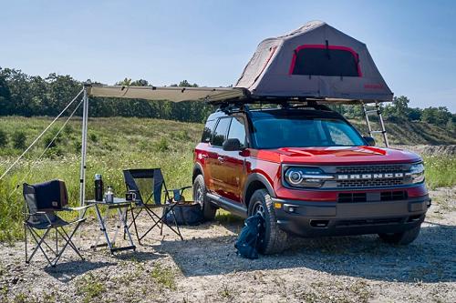 Bronco Sport Lifestyle Accessory Bundles Enhance The Adventure