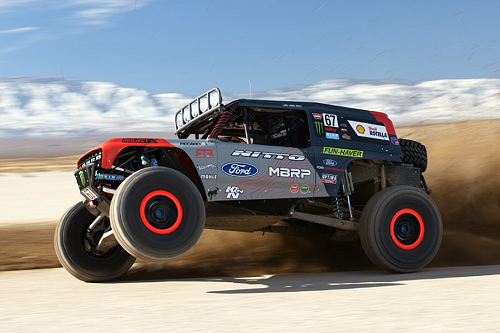 Ford Bronco Ultra4 4400 Unlimited Class – King of The Hammers