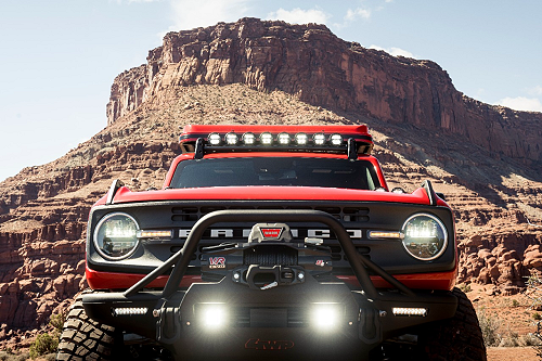 Bronco Teams Up With 4×4 Companies To Expand Products