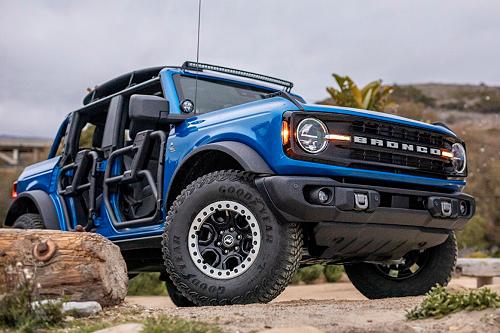 2021 Ford Bronco Riptide